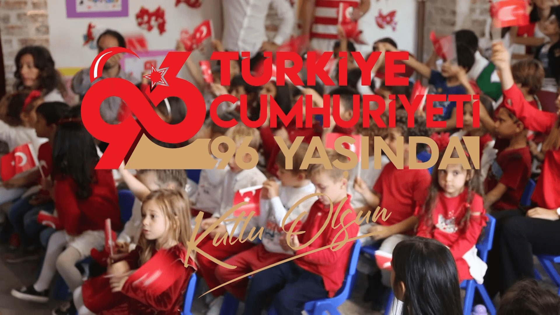 Turkish Republic Day - 29th October at Yenikoy Campus